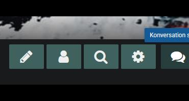 Profil Konversations Button