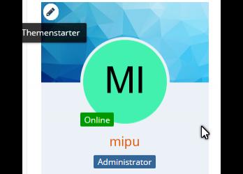 Themenstarter Icon